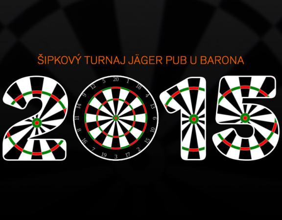Šipkový turnaj Jäger pub u Barona